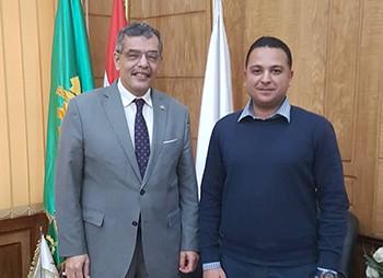 الدكتور شادي المشد مديراً لمركز الخدمة العامة لنظم الحاسبات وتكنولوجيا المعلومات